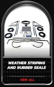 Weather Striping and Rubber Seals