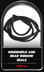 Windshield and Rear Window Seals