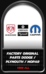 Factory Original Parts Dodge Plymouth Mopar