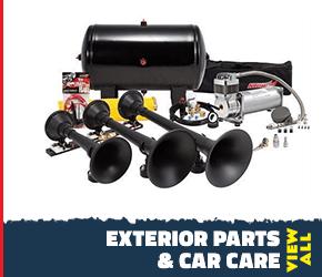 Exterior Parts & Car Care