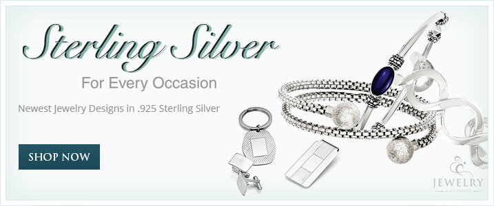 Sterling Silver for Every Occasion