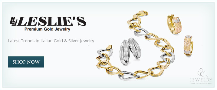 Leslies Premium Gold Jewelry