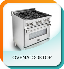 Oven/Cooktop