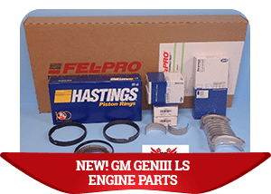 NEW! GM GENIII LS ENGINE PARTS