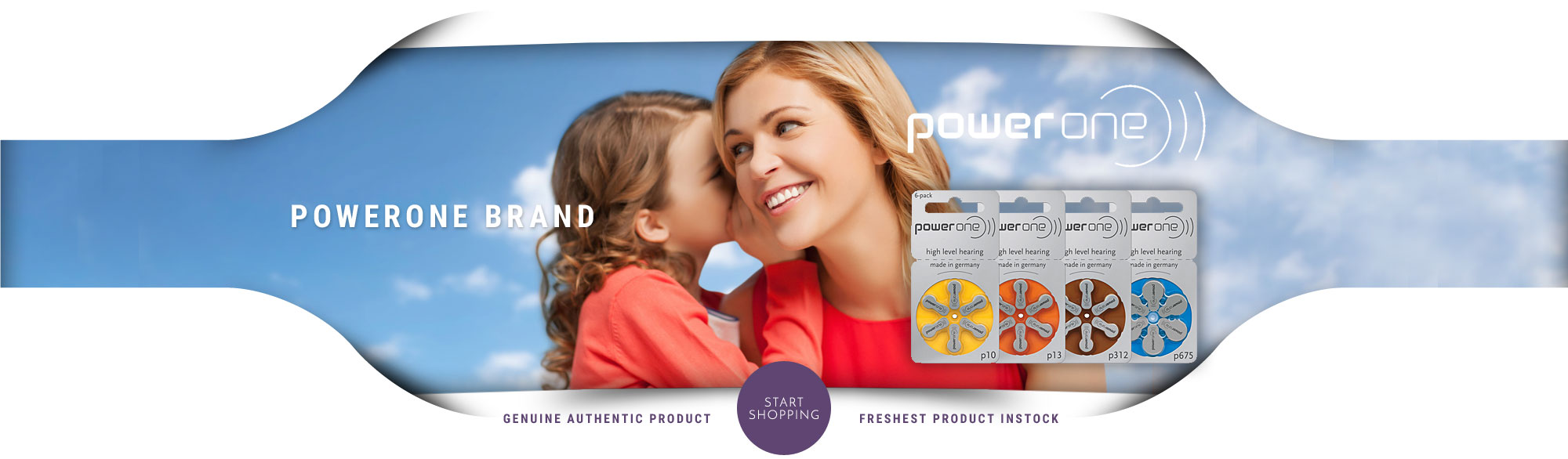 Powerone brand - Genuine Authentic Product - Freshest Product Instock  - start shopping