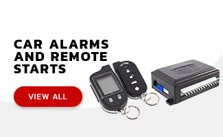 Car Alarms and Remote starts