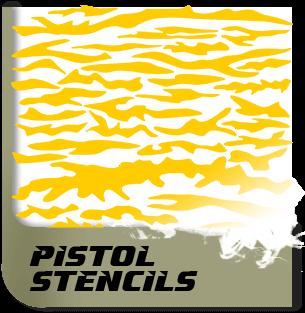 Pistol Stencils