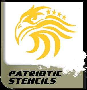 patriotic Stencils