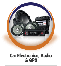 Car Electronics, Audio & GPS