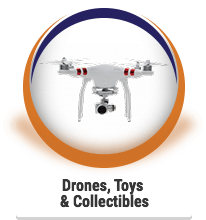 Drones, Toys 