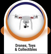 Drones, Toys  & Collectibles