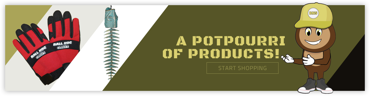 A Potpourri of Products! - start shopping