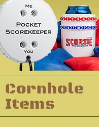 Cornhole Items