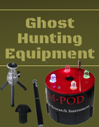 Ghost Hunting Equipment