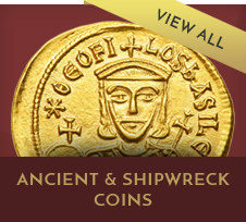 Ancient & Shipwreck Coins