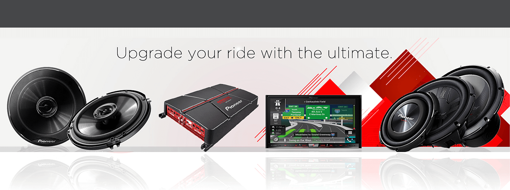 Upgrade your ride with the ultimate