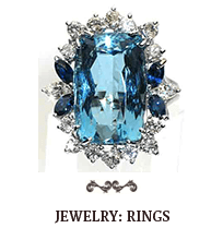 JEWELRY: Rings