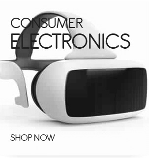 Consumer Electronics - Shop Now