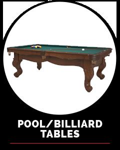 Pool/Billiard Tables