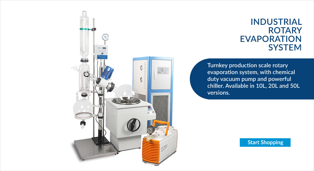 Industrial Rotary EvaporatioN System - Start Shopping