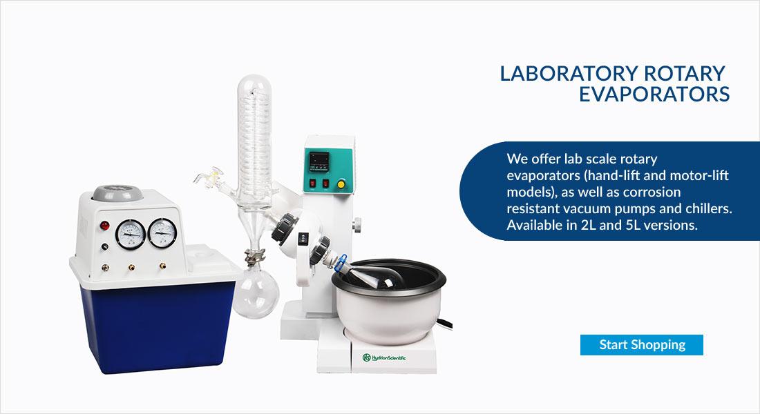 Laboratory Rotary Evaporators - Start Shopping