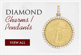 Diamond Charms / Pendants