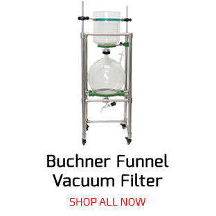 Buchner Funnel-Vacuum Filter