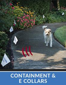 Containment & E Collars