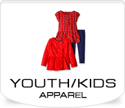 Youth Kids Apparel