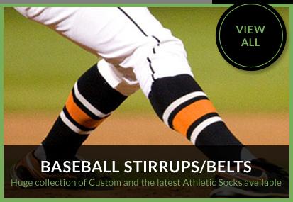 baseball stirrups/belts