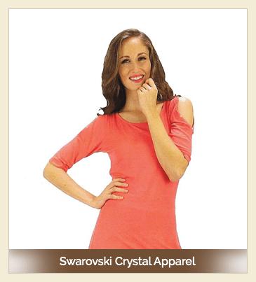 Swarovski Crystal Apparel