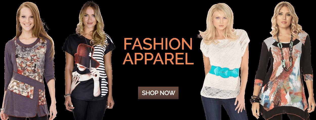 Fashion Apparel Shop Now