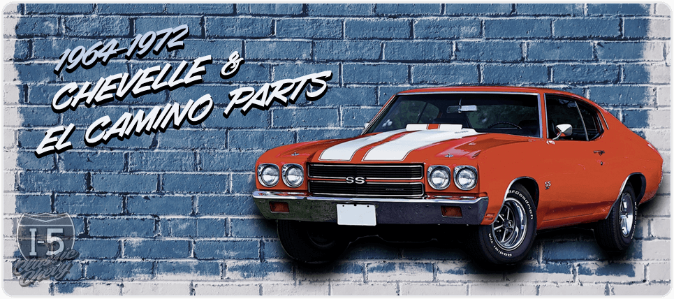 1964-1972 Chevelle and El camino Parts
