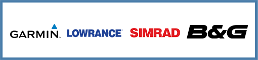 Garmin - Lowrance - Simrad - B & G