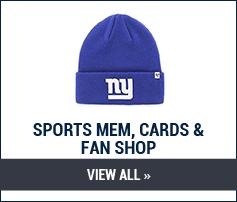Sports Mem, Cards & Fan Shop