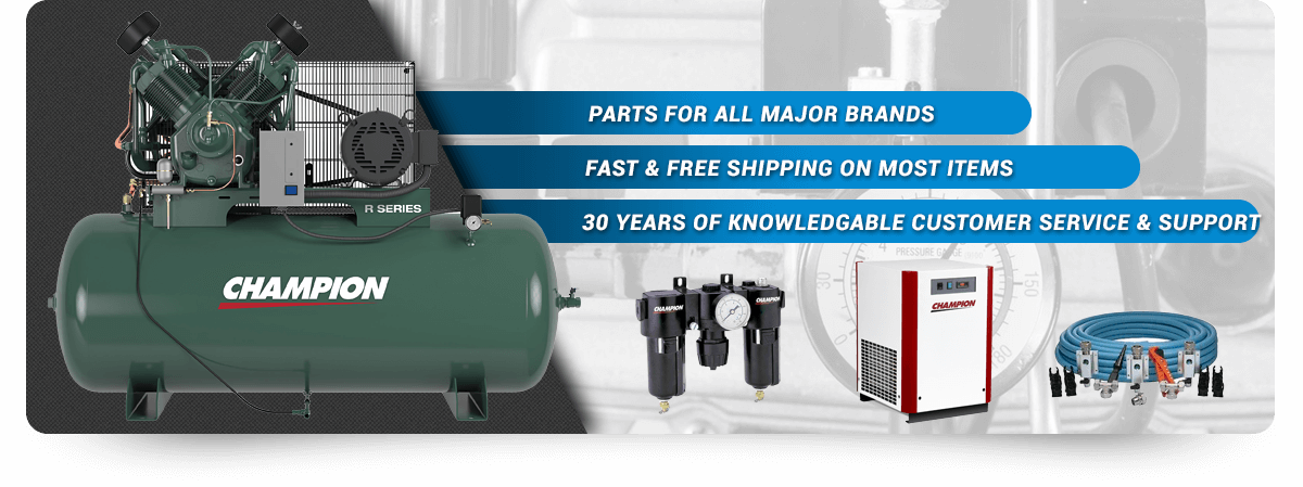 parts for all major brands - Fast & Free shipping on most items - 30 years of knowledgable customer service & support