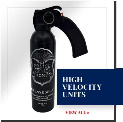 High Velocity Units