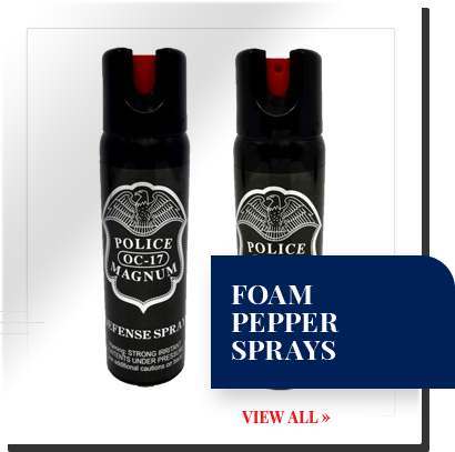 Foam  Pepper Sprays