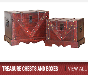 Treasure Chests and Boxes