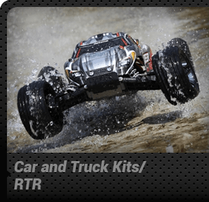 Car and Truck Kits/RTR