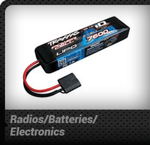 Radios/Batteries/Electronics