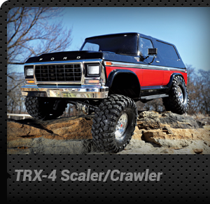 Axial Racing Trucks & Crawlers