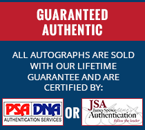 Guaranteed Authentic