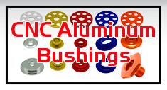 CNC Aluminum Bushings