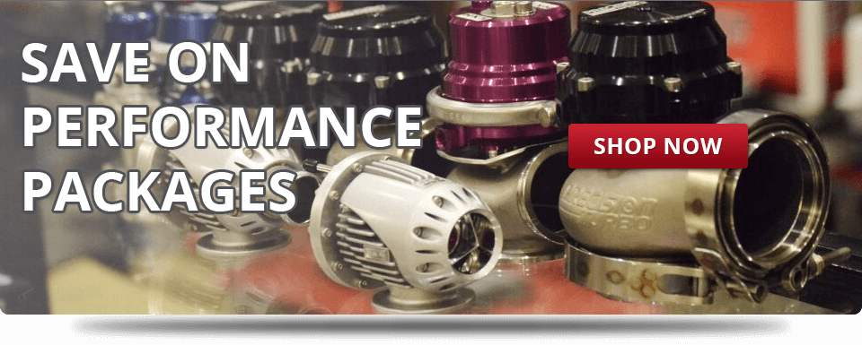 SAVE ON PERFORMANCE PACKAGES - Shop Now