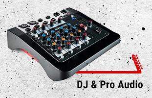 DJ & Pro Audio