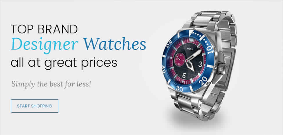 d402a1b8ca Top Brand Designer Watches all at great prices
