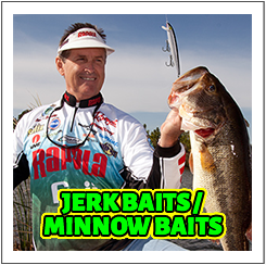 Jerk Baits / Minnow Baits