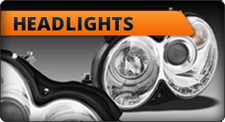 04-08 PONTIAC GRAND PRIX HALO LED PROJECTOR HEADLIGHTS LAMPS BLACK W/50W 8K HID 17