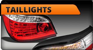 04-08 PONTIAC GRAND PRIX HALO LED PROJECTOR HEADLIGHTS LAMPS BLACK W/50W 8K HID 18
